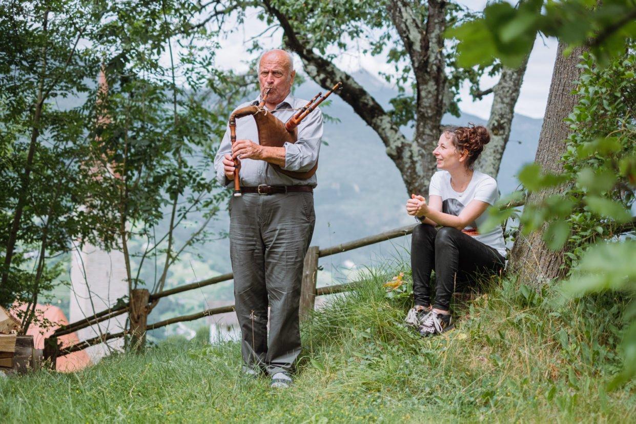 Exlibris Redaktion Magazin COR Südtirol Manuela Kerer Hans Jocher Foto Michi Pezzei
