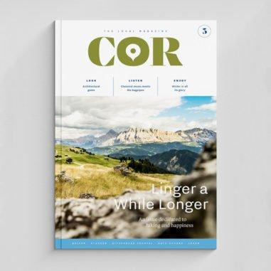 Exlibris Redaktion Gästemagazin COR Eisacktal Südtirol