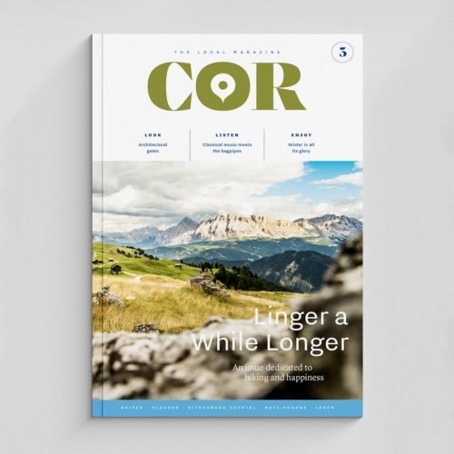 Exlibris Gästemagazin COR Eisacktal Südtirol