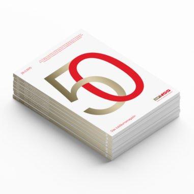 Exlibris Redaktion Magazin 50 Jahre VSS