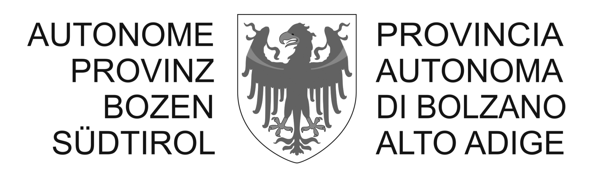 Logo Provinz Bozen - Südtirol