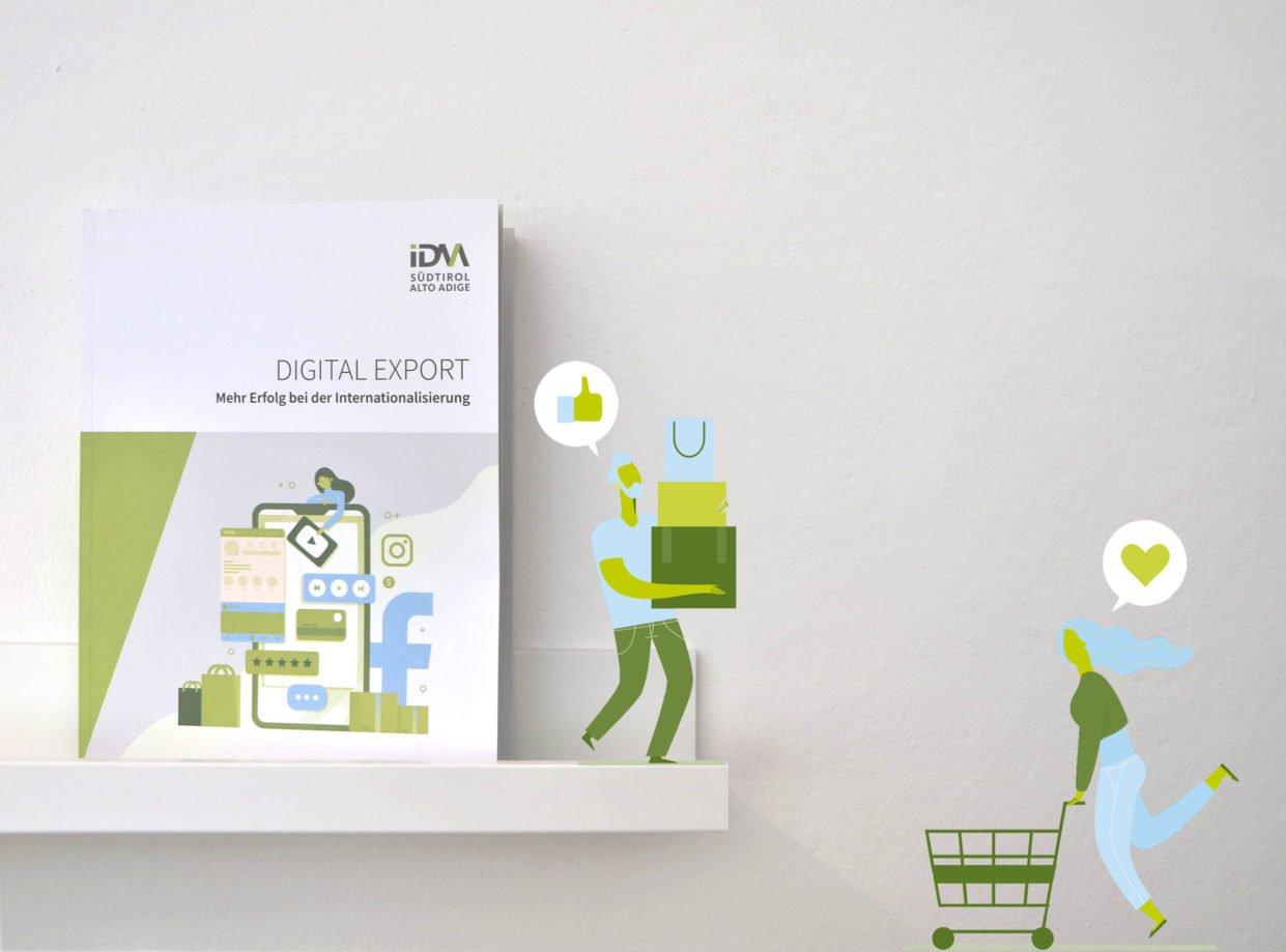 Exlibris Bozen Digital Export