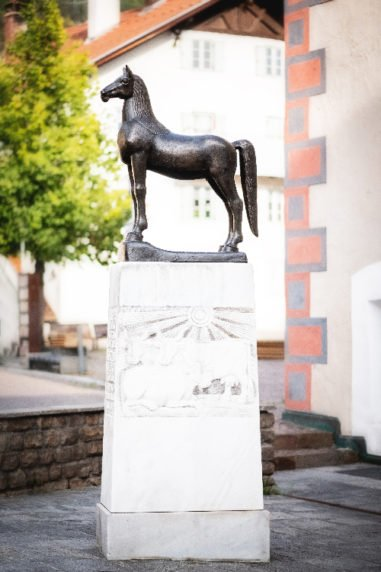 Haflingerdenkmal
